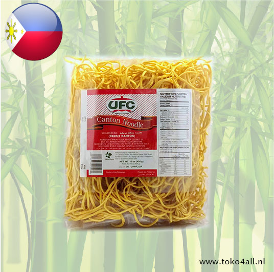 Toko 4 All - My Little Philippines - Pancit Canton Noodles 227 gr UFC