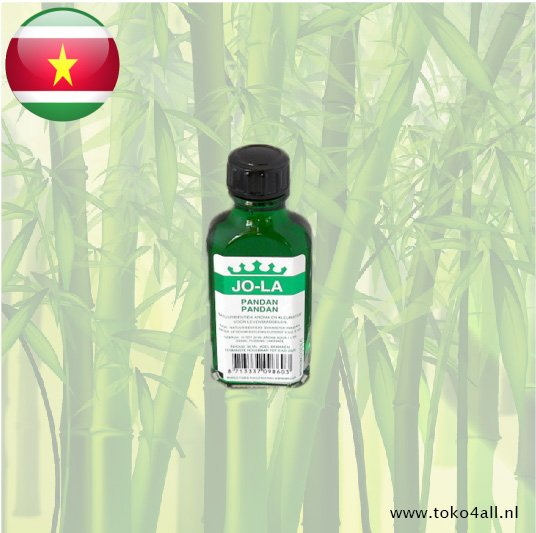 Toko 4 All - Pandan Flavour 50 ml Jo-La