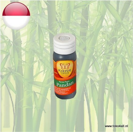 Toko 4 All - Pandan Pasta 30 ml Koepoe Koepoe