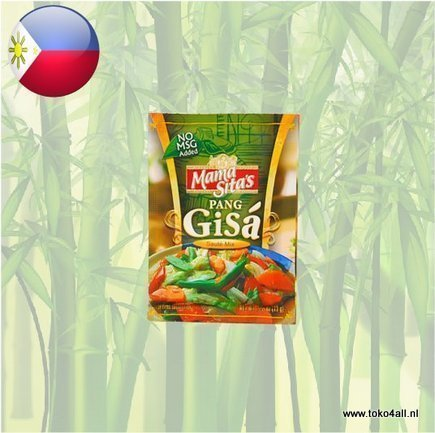 Toko 4 All - My Little Philippines - Pang Gisa 10 gr Mama Sita's