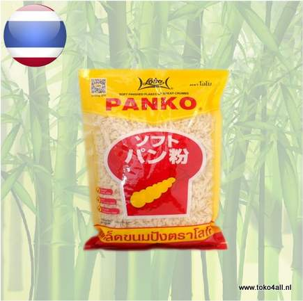 Toko 4 All - Panko Bread Crumbs 200 gr Lobo