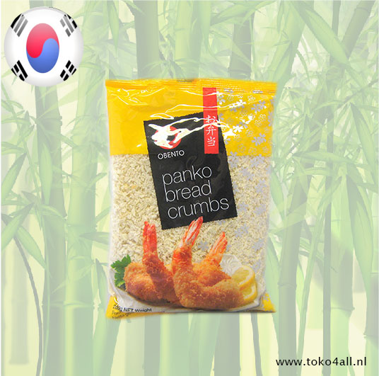 Toko 4 All - Panko Bread Crumbs 200 gr Obento