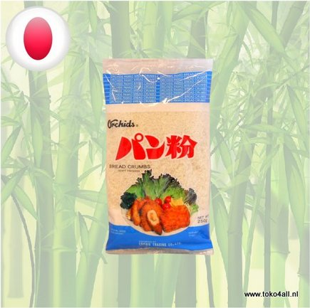 Toko 4 All - Panko Bread Crumbs 250 gr