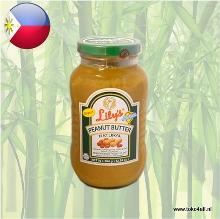 Toko 4 All - Peanut Butter Lilys 364 gr