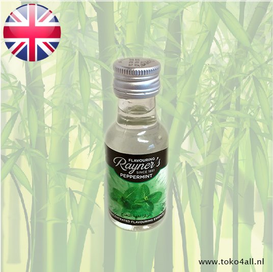 Toko 4 All - Peppermint Flavour 28 ml Rayners