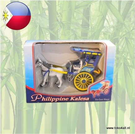Toko 4 All - My Little Philippines - Philippine Kalesa Blue
