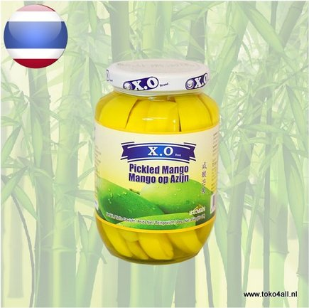 Toko 4 All - Pickled Mango XO 454 gr
