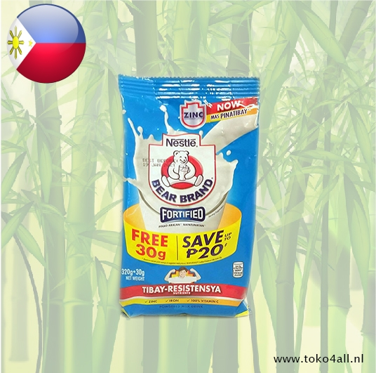 Toko 4 All - My Little Philippines - Powdered Milk Drink 320 gr Bear Brand