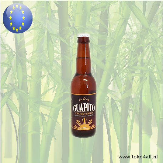 Toko 4 All - Premium Blond Bier 330 ml Guapito