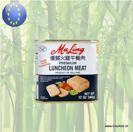 Toko 4 All - Premium Luncheon Meat 340 gr Maling