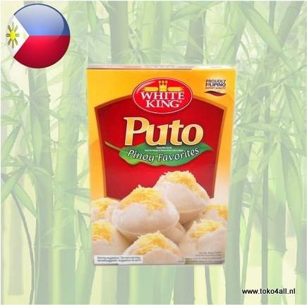 Toko 4 All - Puto Steam Cake Mix 400 gr White King