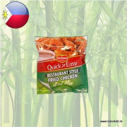 Toko 4 All - Quick N Easy Fried Chicken 125 gr Del Monte