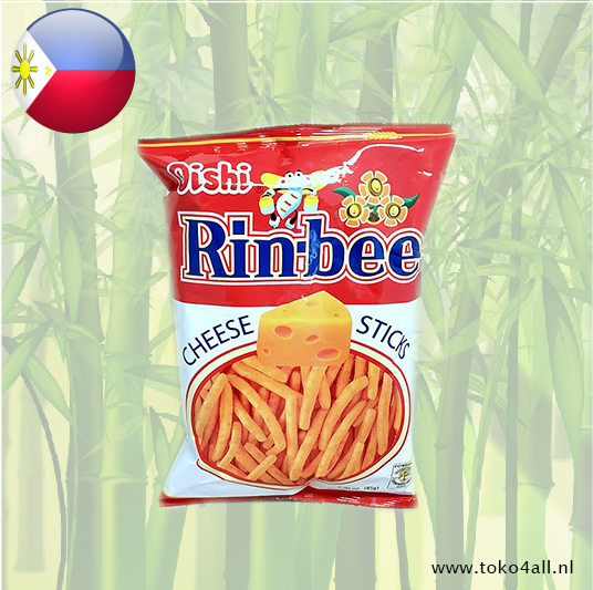 Toko 4 All - Rinbee Cheese Sticks 85 gr Oishi