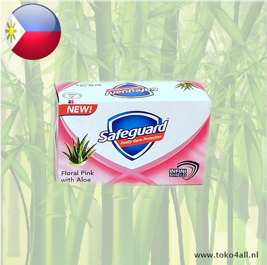 Toko 4 All - Safeguard Floral Pink Soap 130 gr