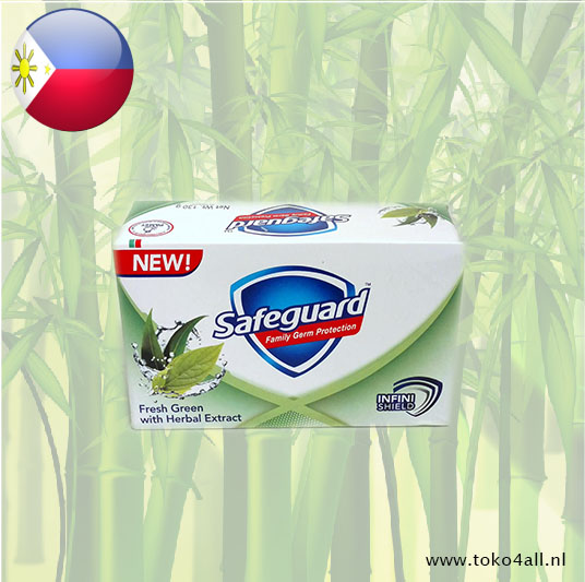 Toko 4 All - Safeguard Fresh Green Soap 130 gr