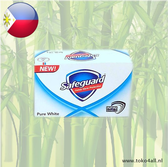 Toko 4 All - Safeguard Pure White Soap 130 gr