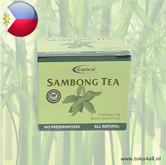 Toko 4 All - Sambong tea 20 gr Carica