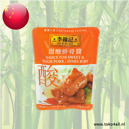 Toko 4 All - Sauce Sweet and Sour Pork 80 gr Lee Kum Kee