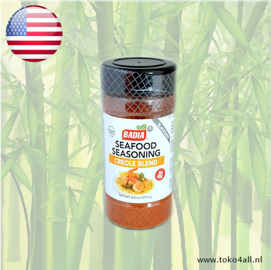 Toko 4 All - Seafood seasoning creole blend 127 gr Badia
