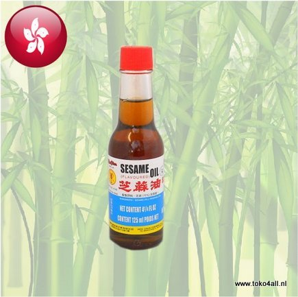 Toko 4 All - Sesam Olie 125 ml MeeChun