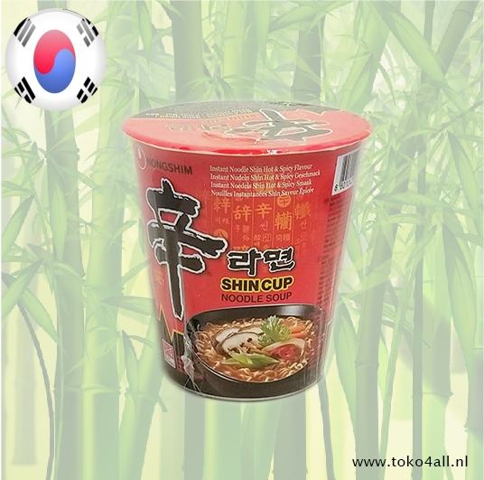 Toko 4 All - Shin Ramyun Instant Noodle 68 gr Nongshim