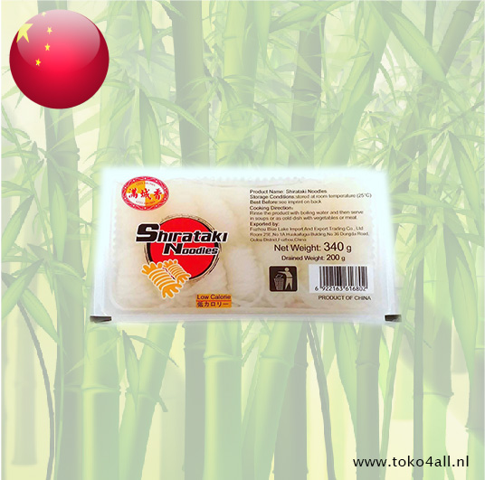 Toko 4 All - Shirataki Noodles 340 gr City Aroma