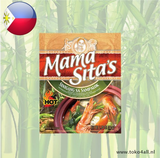 Toko 4 All - Sinigang Sa Sampalok Hot Mix 50 gr Mama Sita's