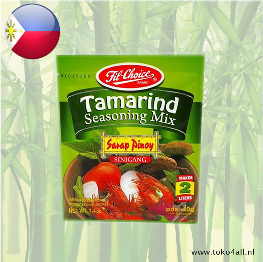 Toko 4 All - Sinigang Seasoning Mix 40 gr Fil Choice