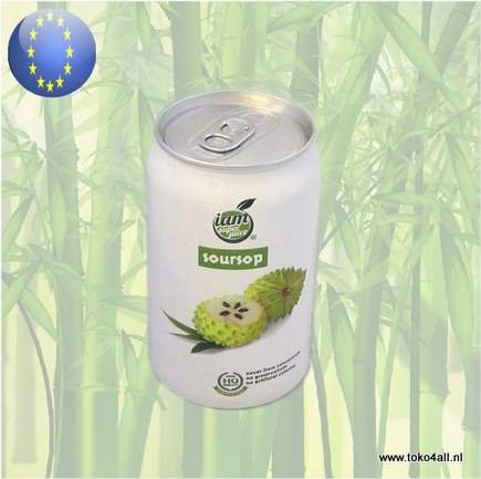 Toko 4 All - Soursop 330 ml Iam Super Juice