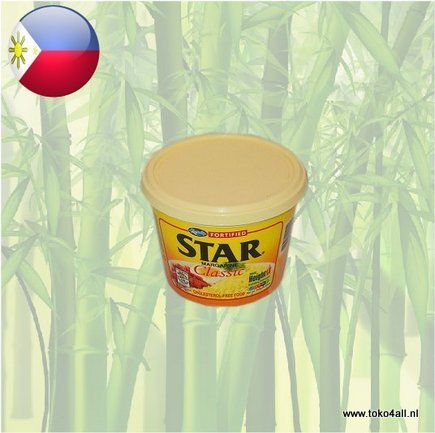 Toko 4 All - Star Margarine Classic 250 gr