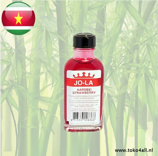 Toko 4 All - My Little Philippines - Strawberry Flavour 50 ml Jo-La