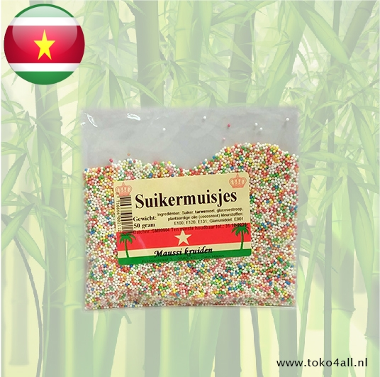 Toko 4 All - My Little Philippines - Sugarmice 50 gr