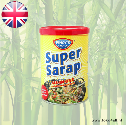 Toko 4 All - My Little Philippines - Super Sarap All in one seasoning 200 gr Pinoy's Choice