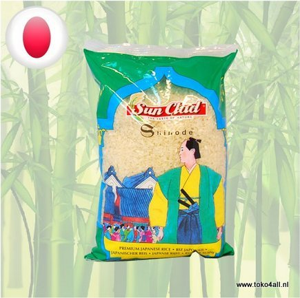 Toko 4 All - Sushi Rice 1 kg sun clad