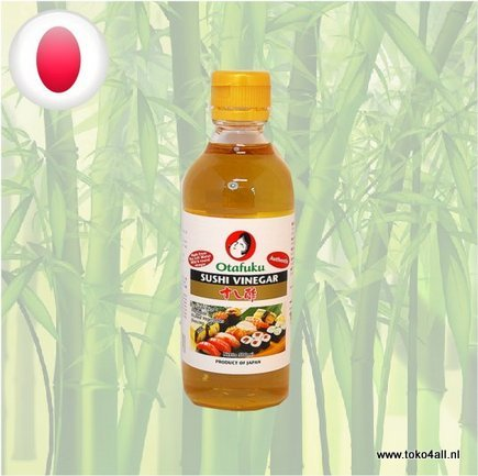 Toko 4 All - Sushi Vinegar 500 ml Otafuku