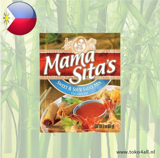 Toko 4 All - My Little Philippines - Sweet and Sour Sauce Mix 57 gr Mama Sita's