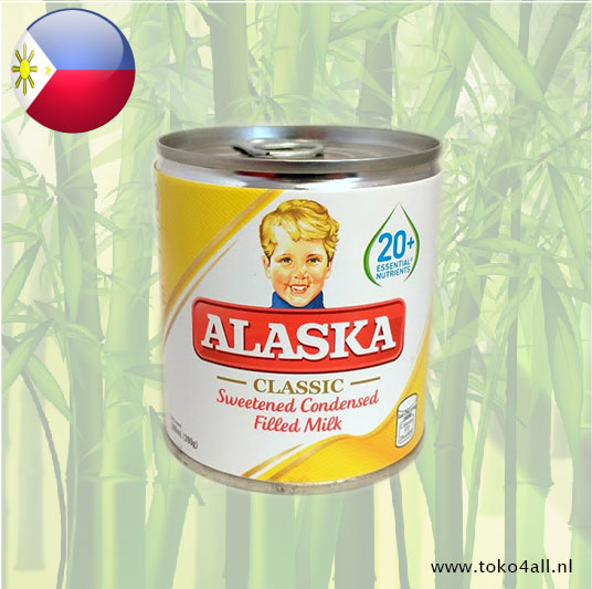 Toko 4 All - Sweetened Condensed Milk 300 ml Alaska