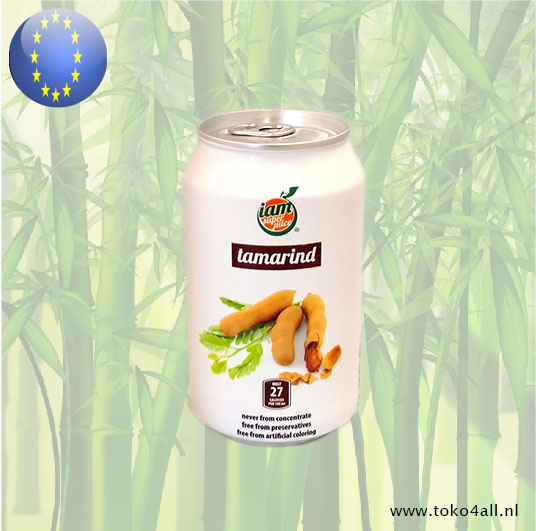 Toko 4 All - My Little Philippines - Tamarind Juice 330 ml Iam Super Juice
