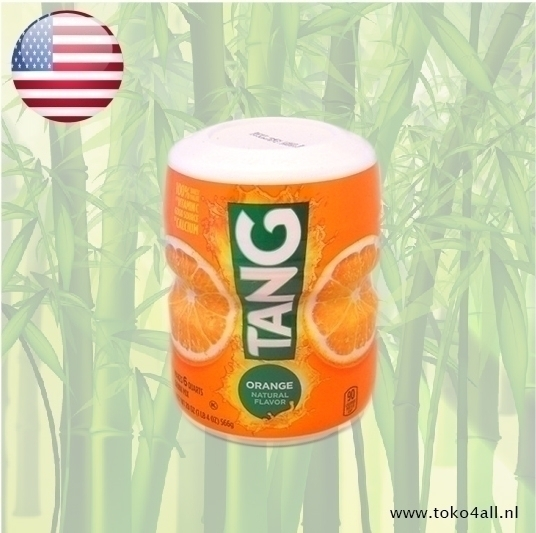 Toko 4 All - My Little Philippines - Tang Orange 566 gr Kraft