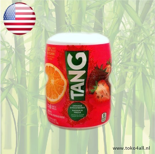 Toko 4 All - My Little Philippines - Tang Orange Strawberry 561 gr Kraft
