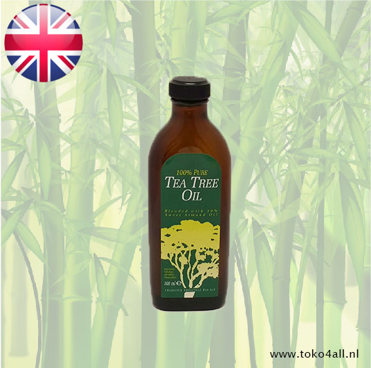 Toko 4 All - Tea Tree Oil 100 ml 100% Pure