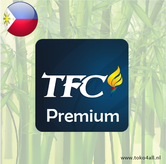 Toko 4 All - TFC Premium The Filipino Channel 1 month