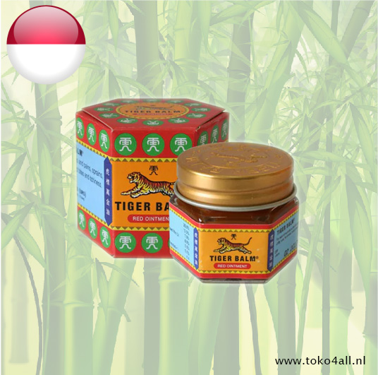 Toko 4 All - Tiger Balm Red Ointment 20 gr Tiger Balm