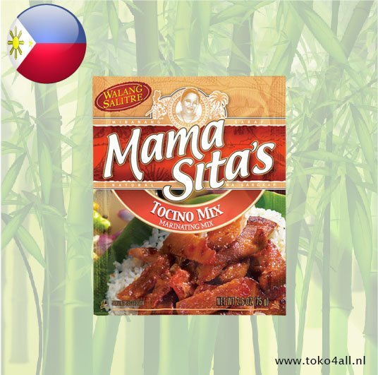 Toko 4 All - Tocino Marineer Mix 75 g Mama Sita's