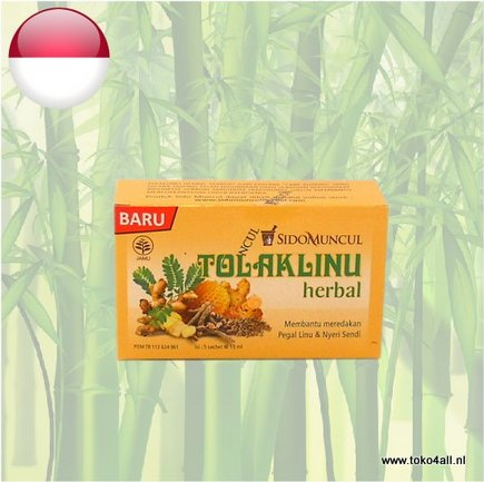 Toko 4 All - Tolak Linu Herbal 5 x 15 ml Sidomuncul