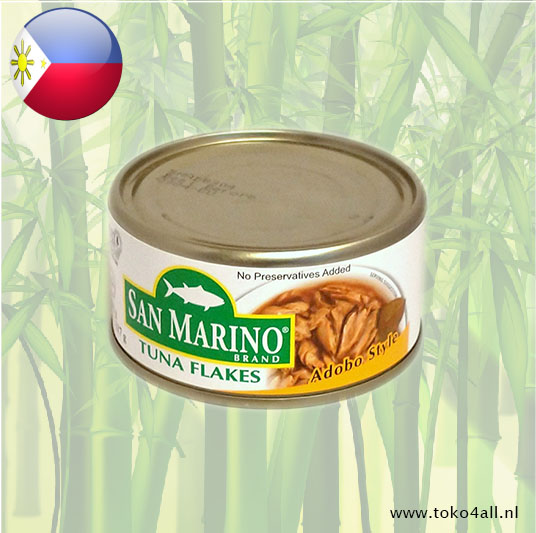 Toko 4 All - Tuna Adobo Style 180 gr San Marino