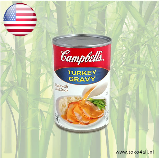 Toko 4 All - Turkey Gravy 298 gr Campbells