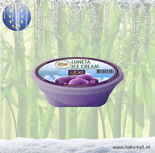 Toko 4 All - Ube Ice Cream 700 cc Luneta Ice Cream