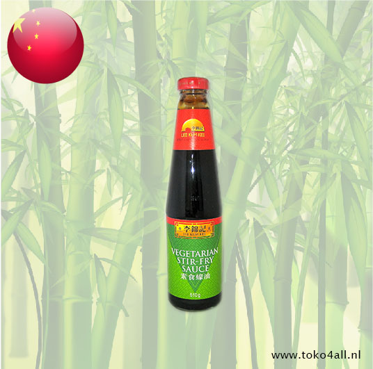 Toko 4 All - Vegetarische Roerbak saus 510 gr Lee Kum Kee
