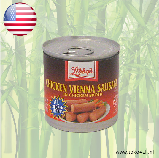 Toko 4 All - Vienna Sausage Chicken 130 gr Libby